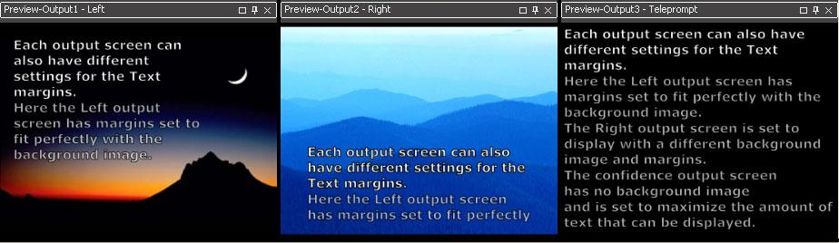 ViewMargins